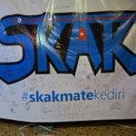 Thank You SKAKMATE KEDIRI for Today! Sekarang saya balik pulang dulu ???? #Skakmatekediri http://t.co/P6FIqN3uCX