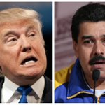 "(Video) Nicolás Maduro llama a Donald Trump ""The father of the pelucons"" http://t.co/FE4996qCho http://t.co/EH2xFtge59"