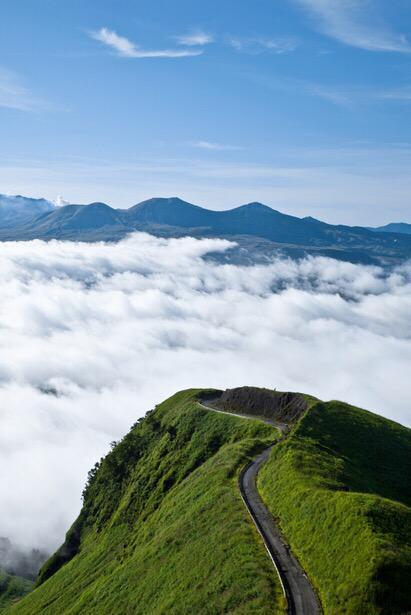 熊本県にある、ラピュタの道♡凄い綺麗!!♡