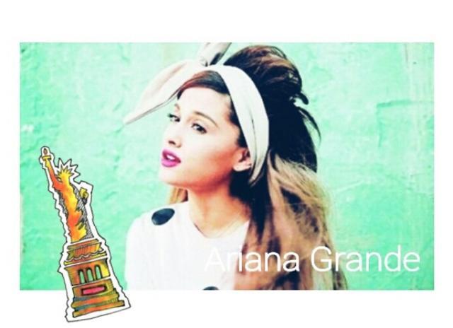 22th Ariana Grande Happy Birthday