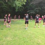 #Ajax heeft vandaag het seizoen afgetrapt met een bosloop! http://t.co/sJFPaPt3hO