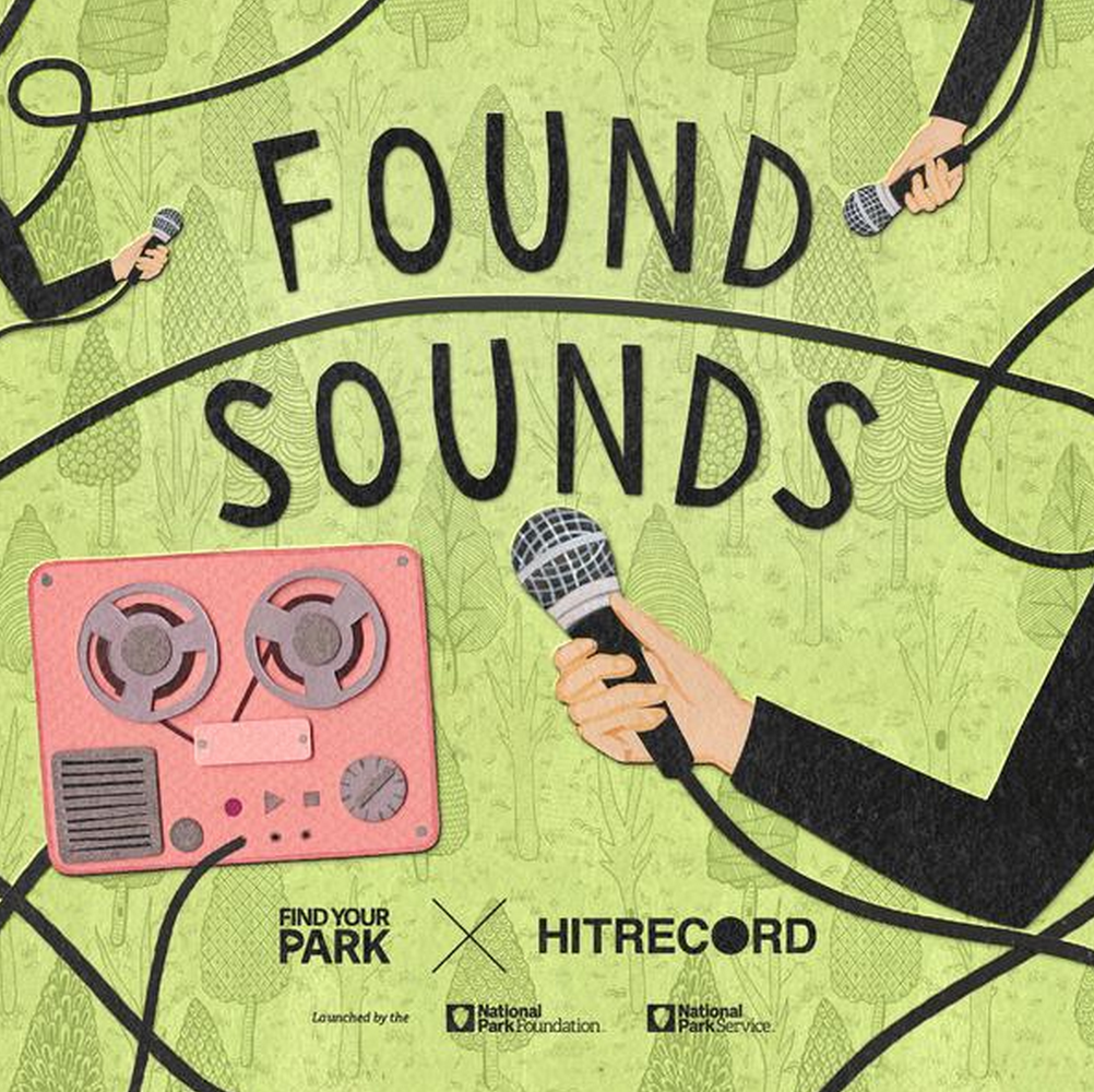 RT @hitRECord  If you're heading to a Nat'l Park soon, make sure you bring RECording gear: http://t.co/miQyrcmuQa http://t.co/iXdWh4MSEP