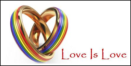 Love is love. #LoveWins http://t.co/96gK8R4h9u http://t.co/1JwRUIUXYW