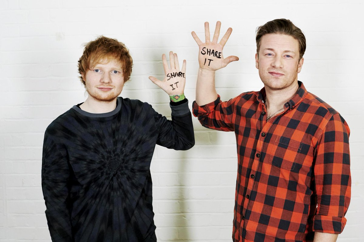 RT @FoodRev: Did you see @JamieOliver's & @edsheeran's #FoodRevolutionDay song? Now it's your turn to DJ! http://t.co/mOwkLxDVib http://t.c…