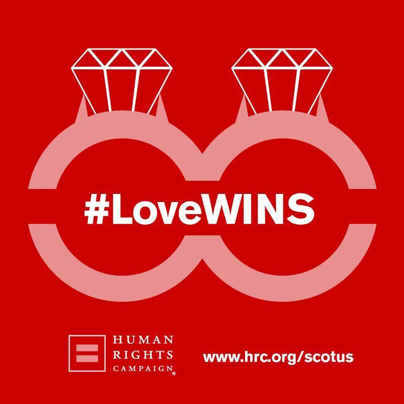 Finally!!! #LoveWINS #Equality http://t.co/R8dlMZLFYn