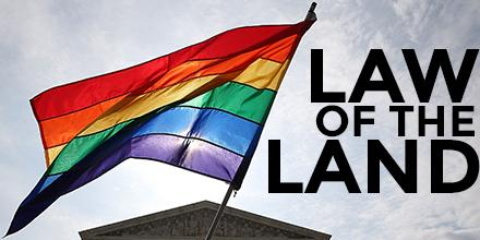It is now legal for all Americans, no matter their gender or sexual orientation, to marry the people they love.