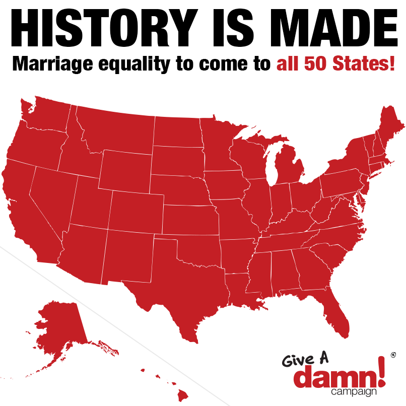 Supreme Court rules that all Americans have the right to marry #LoveWins #SCOTUSMarriage http://t.co/sPX5iX8ZKH http://t.co/WKGIyE9yxr