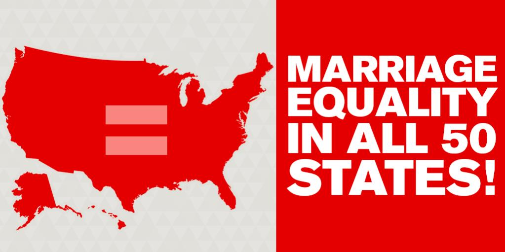 Great day! #Equality Smiling ear to ear.