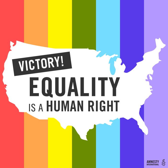 US Supreme Court rules in favor of marriage equality in all 50 states! #SCOTUSMarriage http://t.co/cicu6IKYfY http://t.co/jvX7WdU3Mi