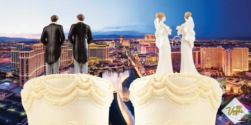 Today's ruling is the last step to ensure all couples can walk the aisle. See you in #Vegas. #HereComesthePRIDE http://t.co/vYyUZJ2dwf