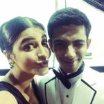 Congratulations @anirudhofficial so so proud of you !!! Super duper super win for you !! http://t.co/c142FdBNTX