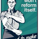 MT @bcwilliams92: Government Wont Reform Itself We The People Need To Make It Happen!! http://t.co/bvwZmNWFtz #COSProject #PJNET