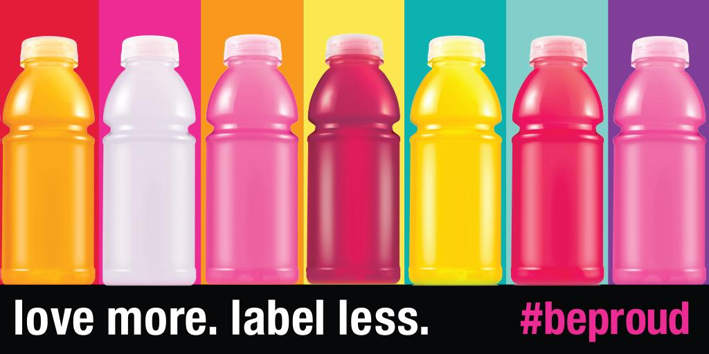 from our rainbow to yours, let's celebrate letting our true colours shine. #lovewins #beproud #lovemorelabelless http://t.co/W9oJ3y49tc