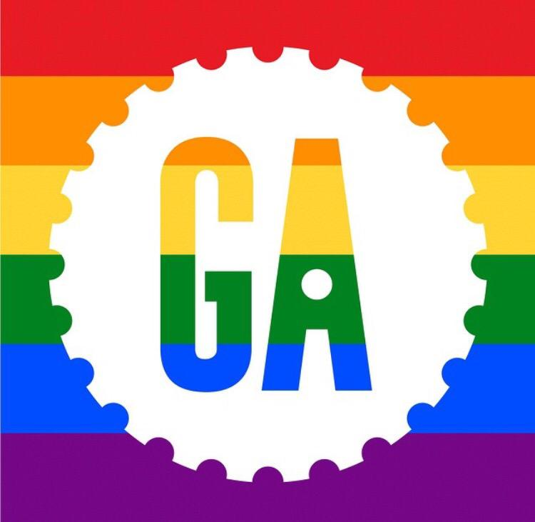 Proud to work at a forward thinking and speaking company like @GA. #lovewins http://t.co/bFldrTtQZ7