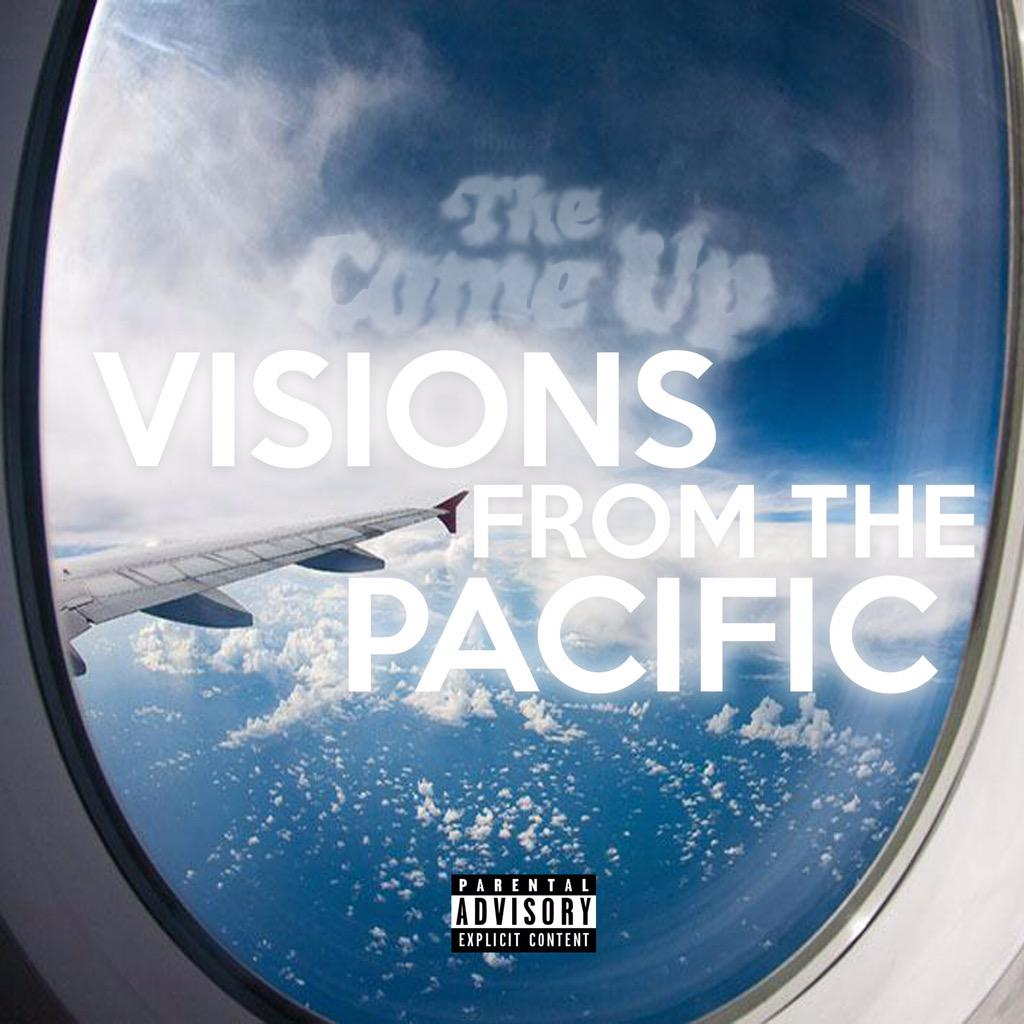 How's everybody digging #VisionsFromThePacific - what's your favorite 2 tracks?