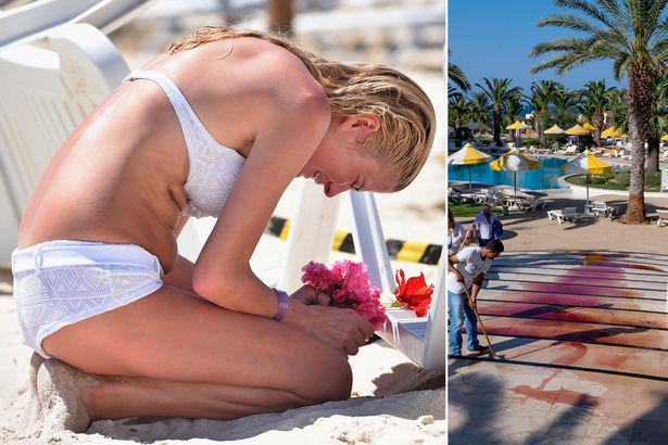Фоторепортаж Сотни иностранных туристов спешно покинули курортный тунисский город Сус.