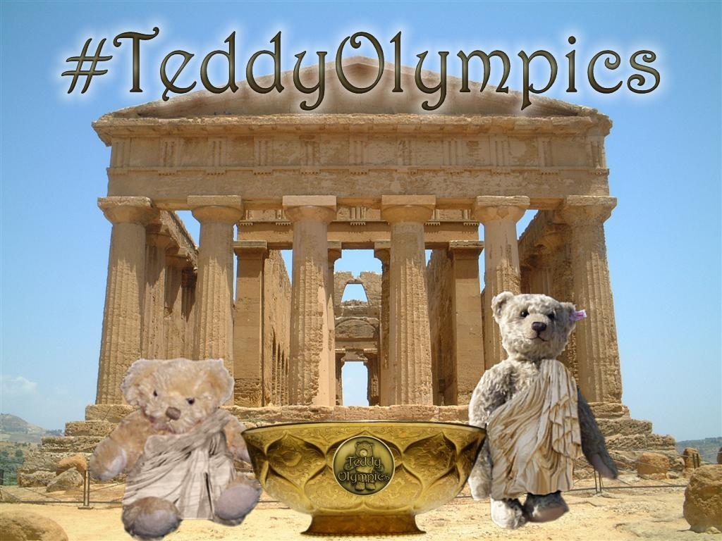 my brofur spencer @spencerteddy nd i welcum yew too th 2015 #teddyolympics gayms! https://t.co/1cpR8NLgx4 http://t.co/txE0IMZTHy