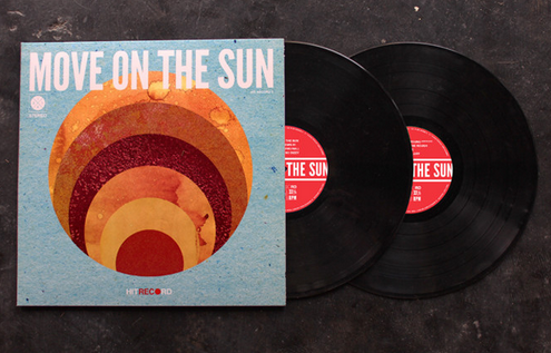 RT @hitRECord  We pressed this double vinyl record that captures the sounds of the summer -- http://t.co/DQElgCZrbI http://t.co/L0E3EpoFhq