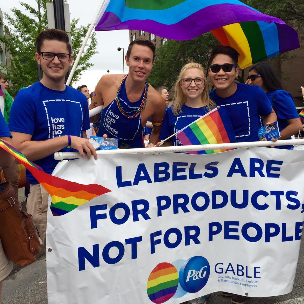 Proudly celebrating at @CincinnatiPride Parade & Festival! #CincyPride2015 #lovewins #lovehasnolabels #pride http://t.co/u878w4HlPo