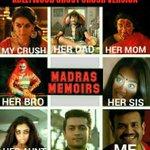 RT @MadrasMemoirs: @Premgiamaren Kollywood Ghost Crush Version :D :D