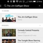 RT @cbalint @JimGaffigan haha, Hulu thinks it's a drama! http://t.co/mICx1N7nbl