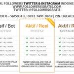 """Untuk apa followers banyak banyak, kalo ga kenal? Punten""""@RizaFuadah: Permisi  🙏 kami jual followers twitter & http://t.co/4gRXkncv0i"""""""