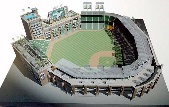 Four different ballpark proposals for the #Athletics that never went anywhere. http://t.co/4lN1PPvlNk