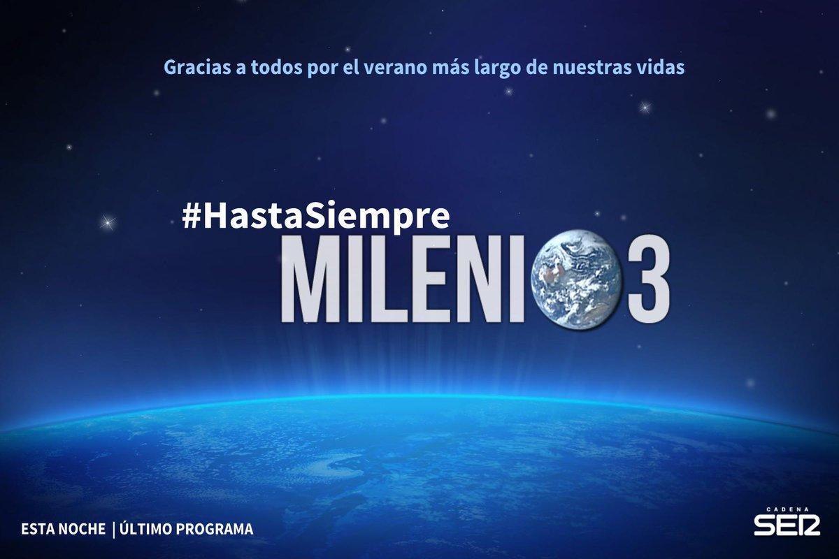 GRACIAS A TODOS #HastaSiempreMilenio3 http://t.co/c6vgwujYAk