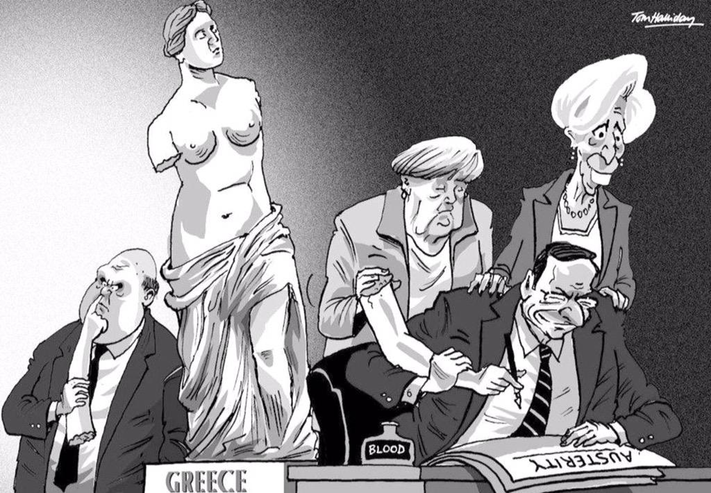 Silent coup: Greeks, beware of 'adults in the room' — An Irish Perspective on Greece in II — http://t.co/8TTXBLxNDt … http://t.co/IQZIQORUKn