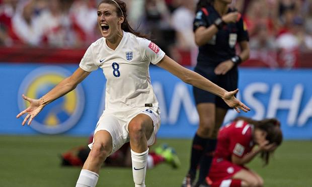 In case you didn't know this just about sums it up http://t.co/HD9IDCGcSk @england lionesses thro to the S/F of #WC2015 good init?!