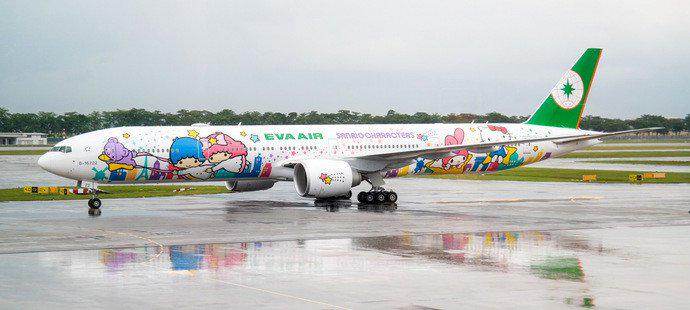 """REVIEW: EVA Air Hello Kitty Jet With Free """"Souvenirs"""" Guide http://t.co/7QQOHYpvli http://t.co/yuj7eA5sSf"""