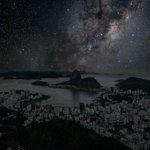 هكذا سيبدو لنا العالم لو تم إطفاء جميع الأنوار واكتفينا بضوء النجوم ⭐️🌌  http://t.co/HRKnJxabTV