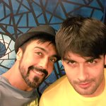 N the birthday boy I spent some real buddy time with.. Enjoy the year my bro!! #BiggHugg @VivianDsena01 #JDJ8 http://t.co/etJ4C6BfmY