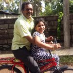RT @jgopikrishnan70: Not only #SelfieWithDaughter .....Cycling in Trivandrum today http://t.co/Qyy4UJCUII