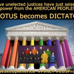MT @jstines3: SCOTUS becomes DICTATOR! NO WHINING! Its time to ASSERT yourselves! #CulturalRot http://t.co/qiuYNfGcYa #COSProject #PJNET