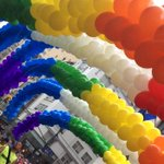 The 2015 NYC Pride march has officially started, happy pride! #NYCPride #completethedream http://t.co/L6Z3LBl8YA