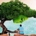 """Someones sitting in the shade today because someone planted a tree a long time ago."""" #MSGTreePlantationDrive http://t.co/6SkvHnlyQG"""
