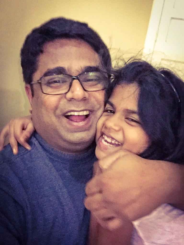 Okay, I missed the biggest trend of the day. So here goes #SelfieWithDaughter http://t.co/g6EHmqGu4W