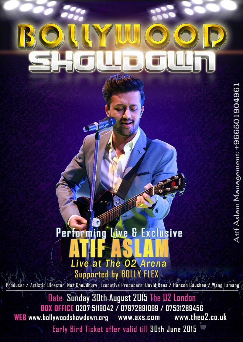 """For all my UK & Europe fans, I'll be performing live @ 02 Arena London, Sunday 30th August 15 at BollywoodShowdown."" http://t.co/hsfVGnY79g"