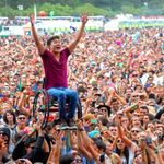 The best picture from Glastonbury this weekend. http://t.co/k4DN1KFNzO