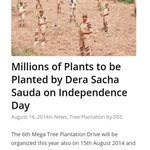 """LET THE GREEN BE SEEN...!!!🌴🌳🌲🌾🌿 #MSGTreePlantationDrive http://t.co/oEqZedGdEf"""""""
