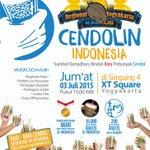 3/7/15 15.00 @kaskuseRYe Cendolin Indonesia, Gan! di Simpang Empat STIEKERS (Barat XT Square). #KASKUSCendolin #eRYe http://t.co/k8Jbq0SPma