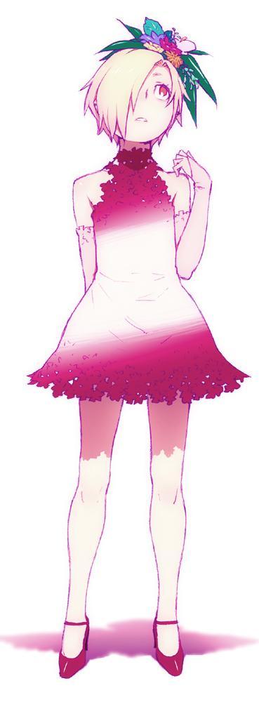 ちょっとでも出番があるように願いを込めて楽描き小梅ちゃん http://t.co/29E41eLrAA
