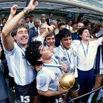 Se cumplen 29 años de Argentina Campeón del Mundo 1986. #GraciasPorTanto #GraciasD10S http://t.co/8HY8iq24ZT