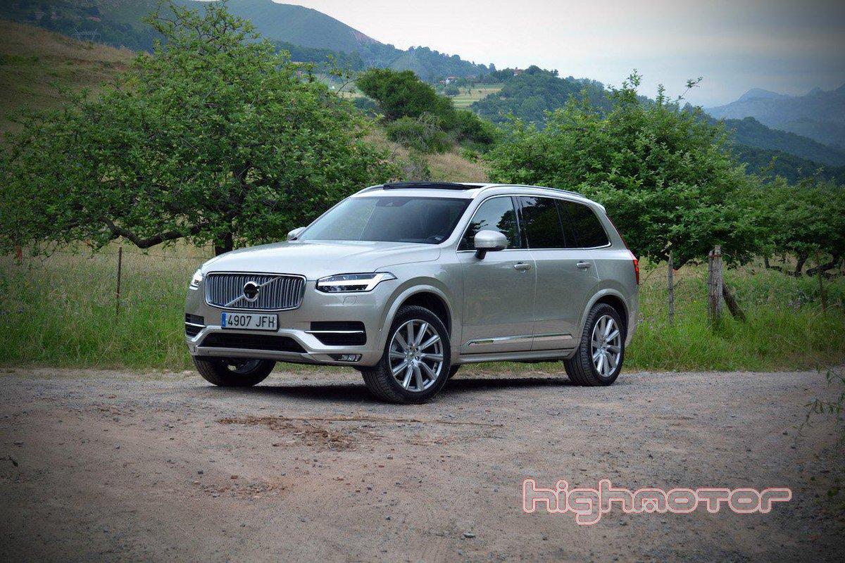 Volvo XC90, presentación y prueba en Asturias http://t.co/MD0M8bxXPb @volvocar_es http://t.co/CV5TtpNbLF