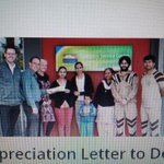 #MSGTreePlantationDrive Appreciation Letter to  @derasachasauda for tree plantation in New Zealand http://t.co/8c4mgZWdJm
