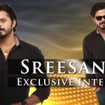 Nothing should stop you in life : #Sreesanth [Exclusive Interview]  watch @ https://t.co/TnPBZqfP2w http://t.co/4S2D2NWACG