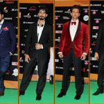 RT @IIFA: Charmers at the #IIFA2015 green carpet! Who is your favourite? http://t.co/HcoOFnNNFm