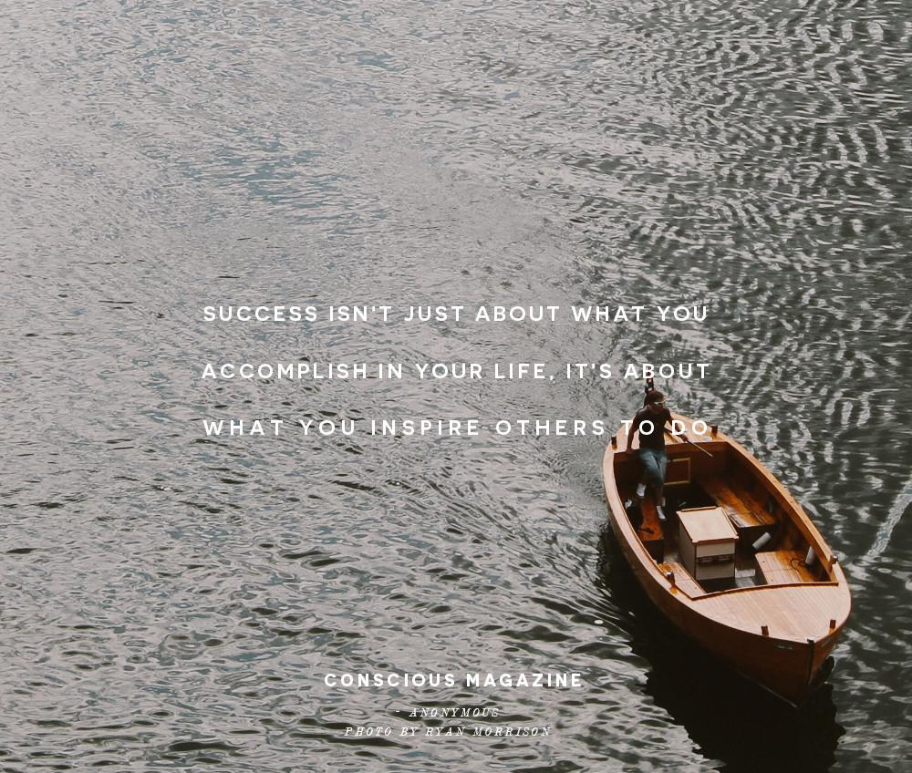 Success isn't just about what you accomplish in life, it's about what you inspire others to do http://t.co/A8SpUcL9ru http://t.co/62bISec6aH