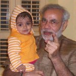 Thats My PM... We all know that he has no kids, still @narendramodi sir made #SelfieWithDaughter so popular!!! http://t.co/QvSAzMvWxK
